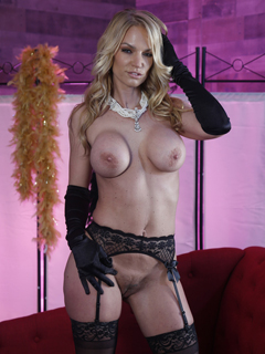 Nude photo of pornstar Rachel Cavalli