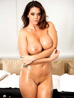 Nude photo of pornstar Alison Tyler